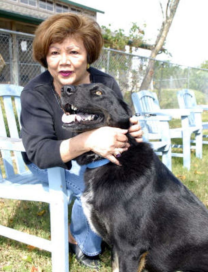 Pet psychic to be available during Saturday's Woofstock event in