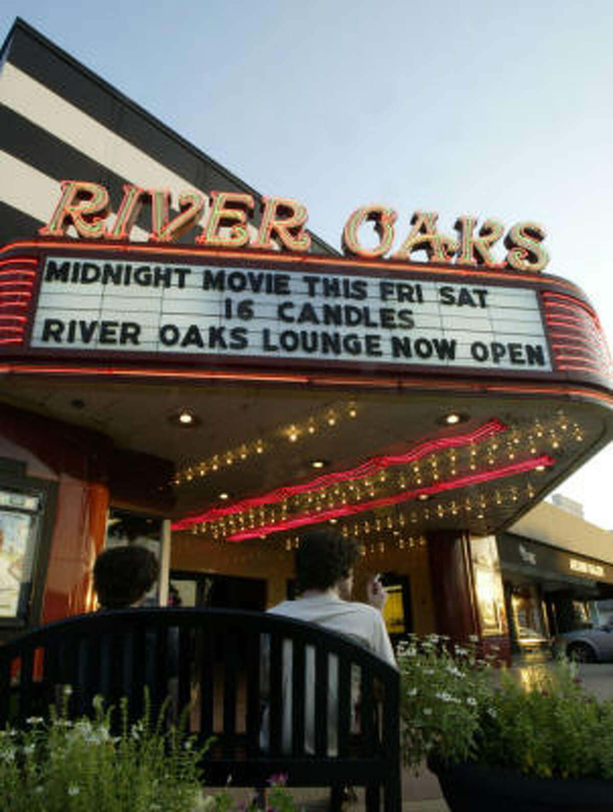 The Greater Houston Preservation Alliance set off the furor last week when it named the River Oaks Shopping Center and the Landmark River Oaks Theatre to its Endangered Buildings List.