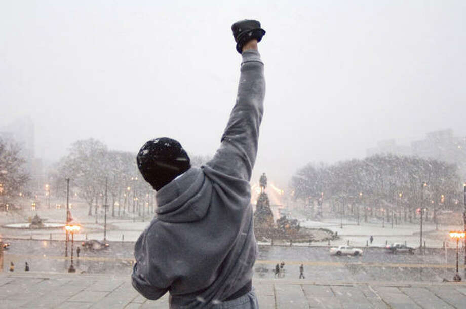 Sylvester Stallone has done Rocky Balboa up to six films. Isn't he getting too old for this? Photo: MGM