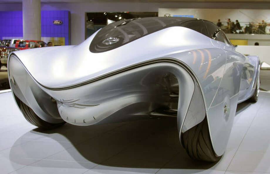 Mazda Taiki concept car Photo: Bill Pugliano, Getty Images