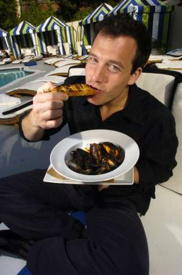 Dave Lieberman's easy-going style in the kitchen has won him fans nationwide. Photo: GUS RUELAS, Los Angeles Daily News
