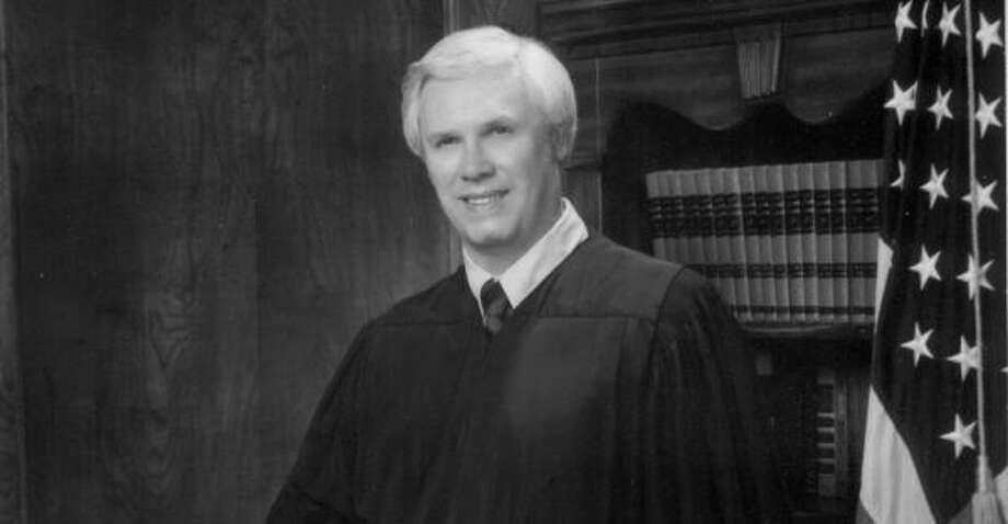 Judge Richard Millard Photo: Courtesy Photo