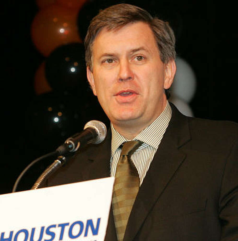 Sports executive Tim Leiweke suggested the price for the Dynamo starts around $30 million. Photo: James Nielsen, For The Chronicle