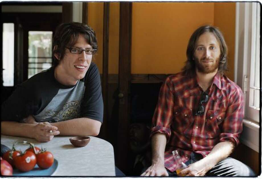 The Black Keys, Patrick Carney, left, and Dan Auerbach, will be coming to Numbers, 300 Westheimer, at 8 p.m. Sunday, Dec. 10. Photo: Michael Wilson, Nonesuch Records