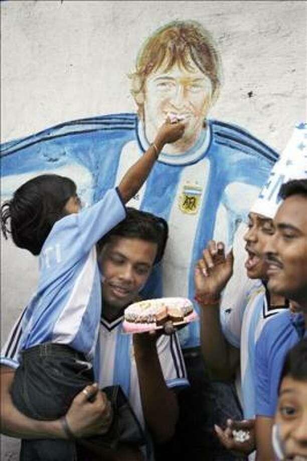Photo: DESHAKALYAN CHOWDHURY, AFP