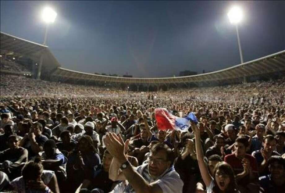 Photo: BERTRAND GUAY, AFP