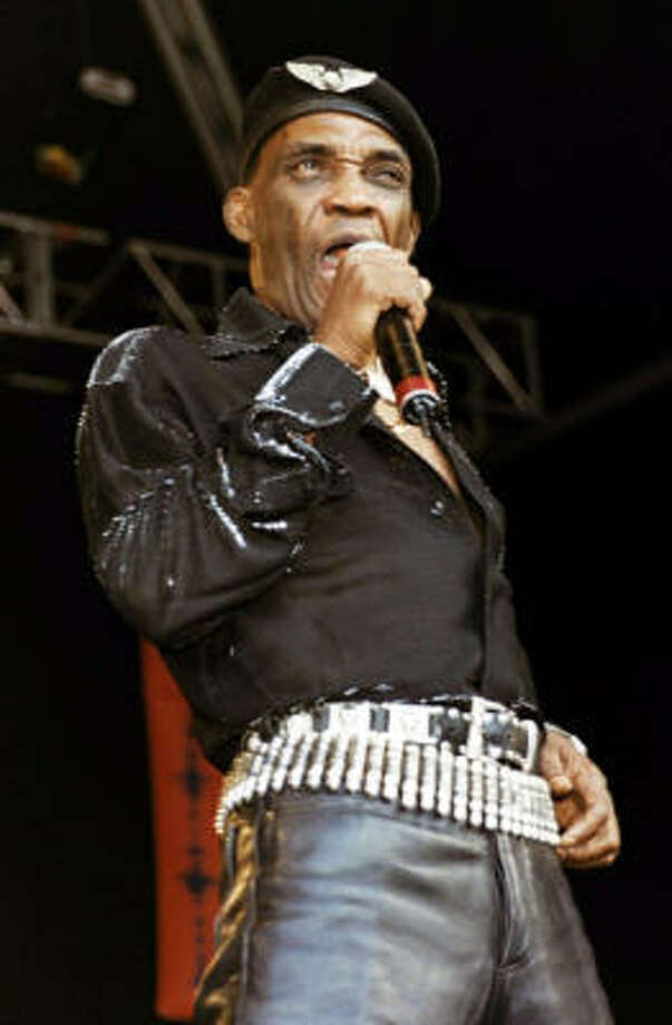 Desmond Dekker Photo: Associated Press