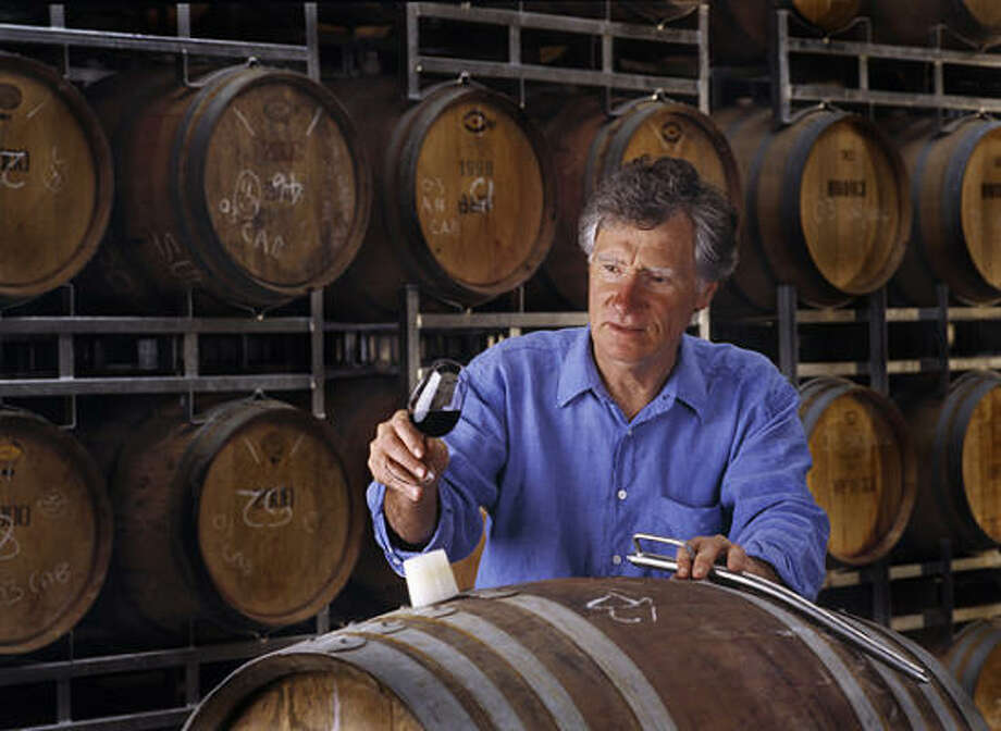 Hugh Hamilton is a fifth-generation winemaker who does his own thing in Australia. Photo: Hugh Hamilton Wines