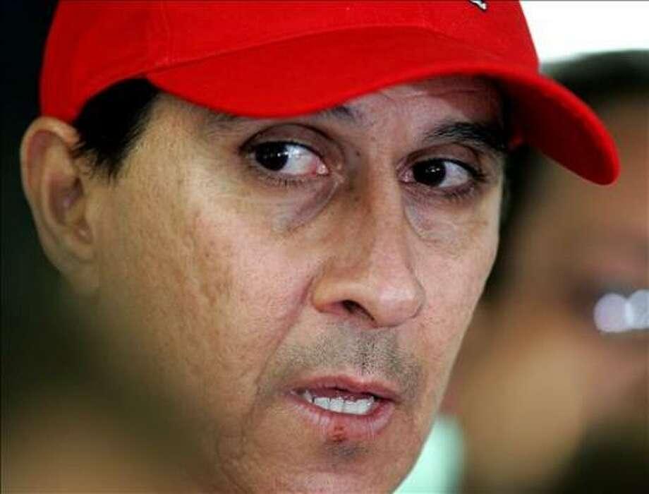 Photo: YURI CORTEZ, AFP