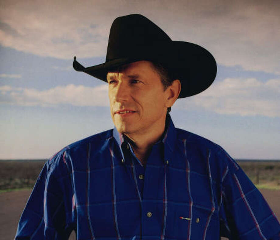 George Strait will be the opening act at next year's RodeoHouston. Photo: RodeoHouston