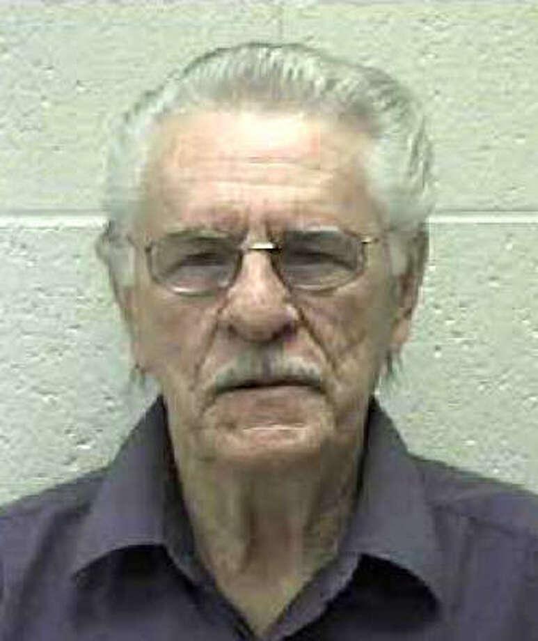 Richard Pastor Photo: Benton County (ark.) Sheriff's Office