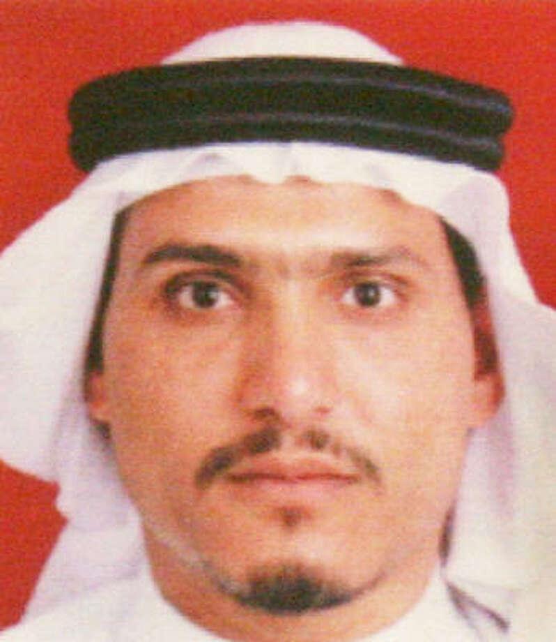 Abu Hamza al-Muhajir, also known as Abu Ayyub al-Masri, is believed to be the new leader of al-Qaida in Iraq. Photo: AP File