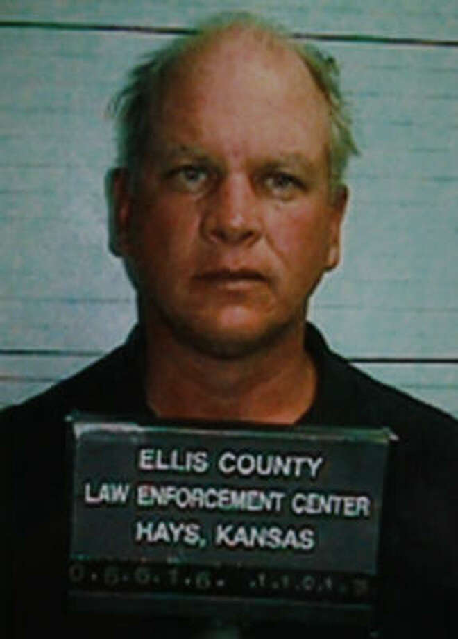 Steven Patrick See is being held in the Ellis County jail in Kansas. Photo: PHOTO COURTESY OF HPD