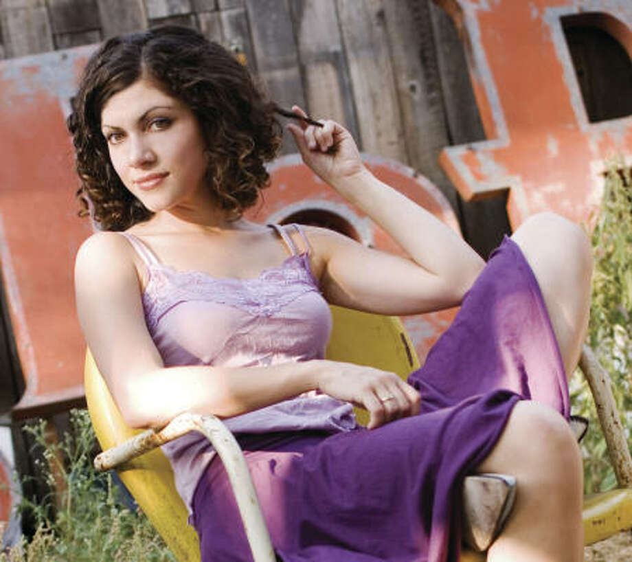 Carrie Rodriguez's new album, Seven Angels, is dark but also hopeful. Photo: Back Porch Recordings