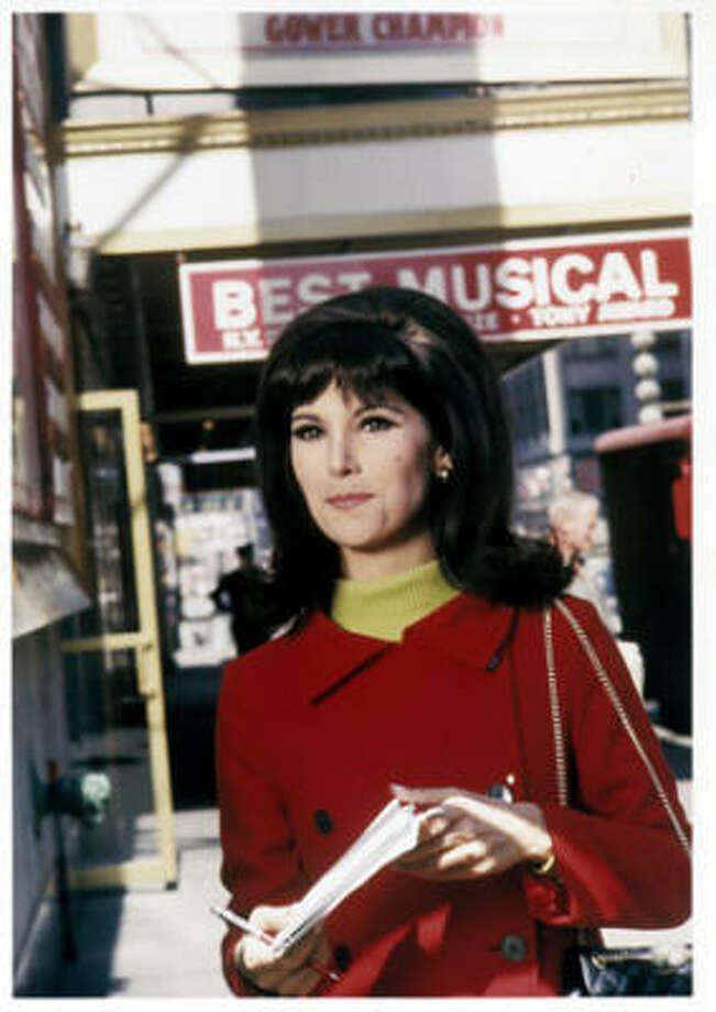 Marlo Thomas stars in That Girl, now on DVD. Photo: ABC