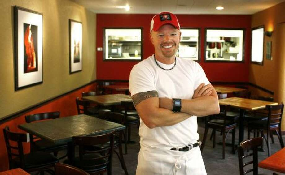 Chef-owner Greg Gordon's culinary risks usually pay big dividends for his customers. Photo: Billy Smith II, CHRONICLE