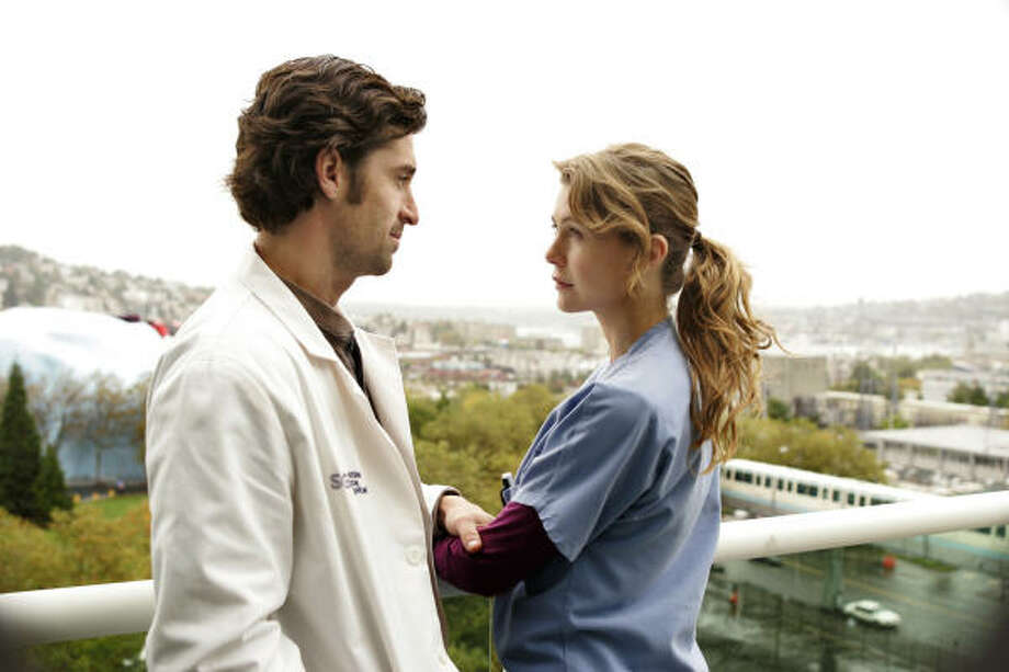 So, I was surprised when Dr McDreamy asked me on..