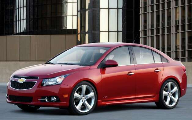 The 2011 Chevrolet Cruze was the No. 5 new car on Kelley's back-to-school list, but the columnist would have made it No. 1. COURTESY OF GENERAL MOTORS CO. Photo: General Motors Co., COURTESY OF GENERAL MOTORS CO. / Chevrolet