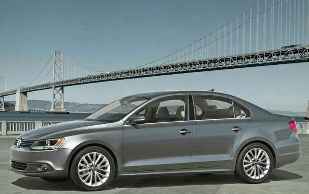 The redesigned 2011 Volkswagen Jetta would make the columnist's list of new cars. COURTESY OF VOLKSWAGEN GROUP OF AMERICA INC. Photo: Volkswagen Group Of America Inc., COURTESY OF VOLKSWAGEN GROUP OF AMERICA INC.