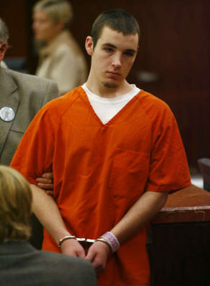 David Tuck is charged with aggravated sexual assault in the beating of a 17-year-old. Photo: Steve Ueckert, Chronicle