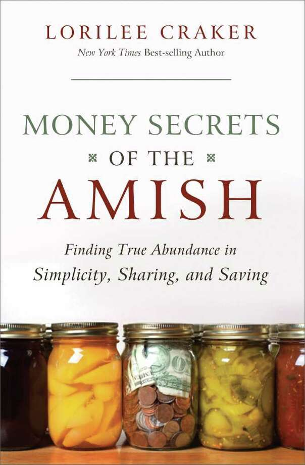 """Money Secrets of the Amish,"" by Lorilee Craker Photo: Book Cover"