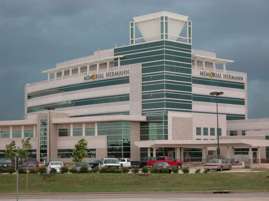 Two new hospitals, including this one in Sugar Land, will open along the Grand Parkway in December. Photo: Mac Haik Enterprises
