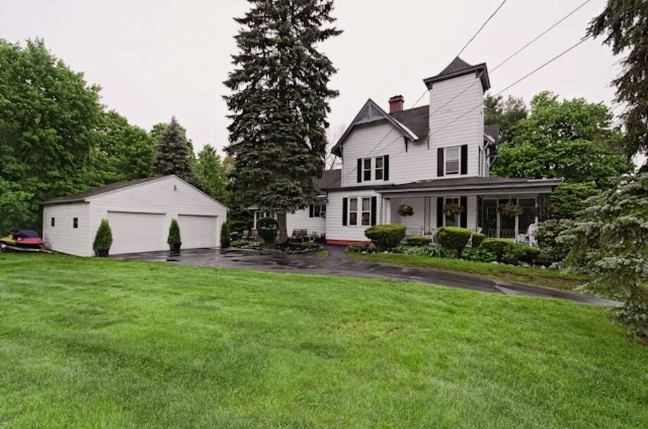 House of the Week: 46 Belle Ave., Troy | Realtor: Anthony Gucciardo of Hunt Real Estate | Discuss: Talk about this house Photo: Courtesy Photo
