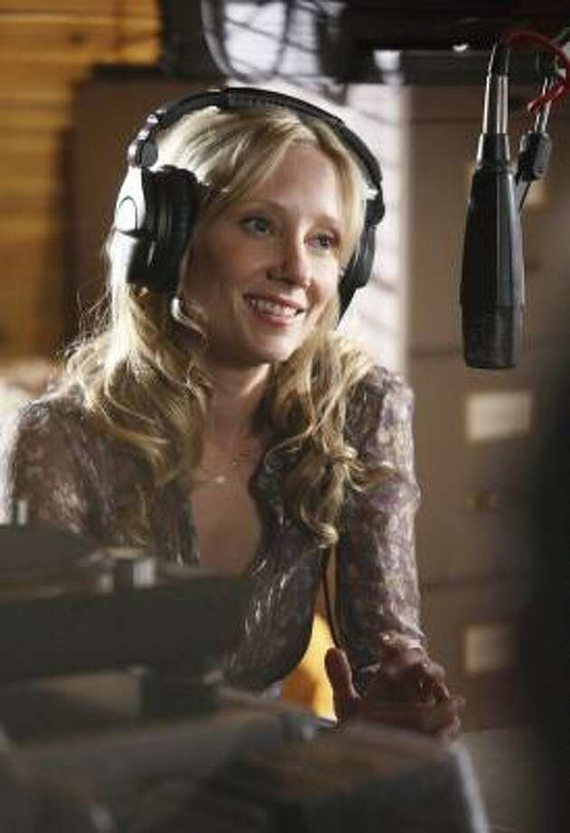 Anne Heche stars as best-selling author Marin Frist in the new hour-long ABC series Men in Trees, which previews Tuesday at 9 p.m. Photo: ABC