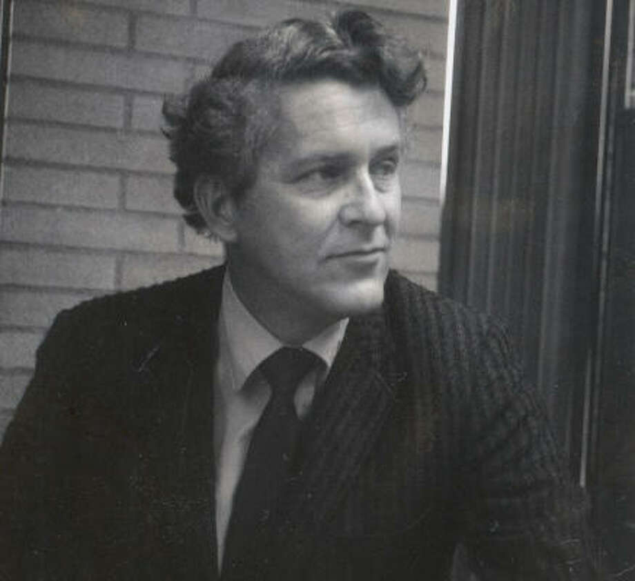 David Ward Martin came to Houston in 1969 as one of six professors at the start of the UT School of Public Health. Photo: Courtesy Photo