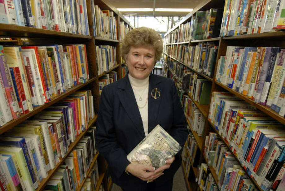 Catherine S. Park will retire after 26 years as head of the Harris County Library System. Photo: Tony Bullard, For The Chronicle