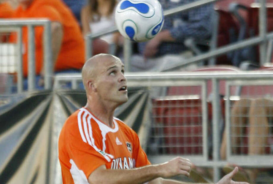 Defender Craig Waibel bounced back from a career-threatening injury and is on his way to his best season in MLS. Photo: BOB LEVEY, AP