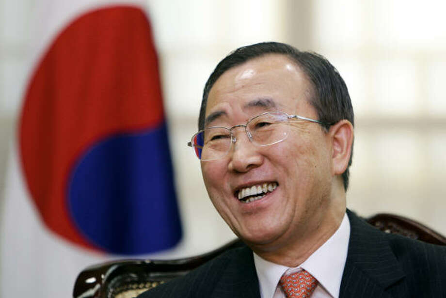 If Ban Ki-Moon, 67, prevails in next week's formal vote, his selection will have been marked by unprecedented speed, consensus and calm. Photo: KANG CHANG-KWANG, AP