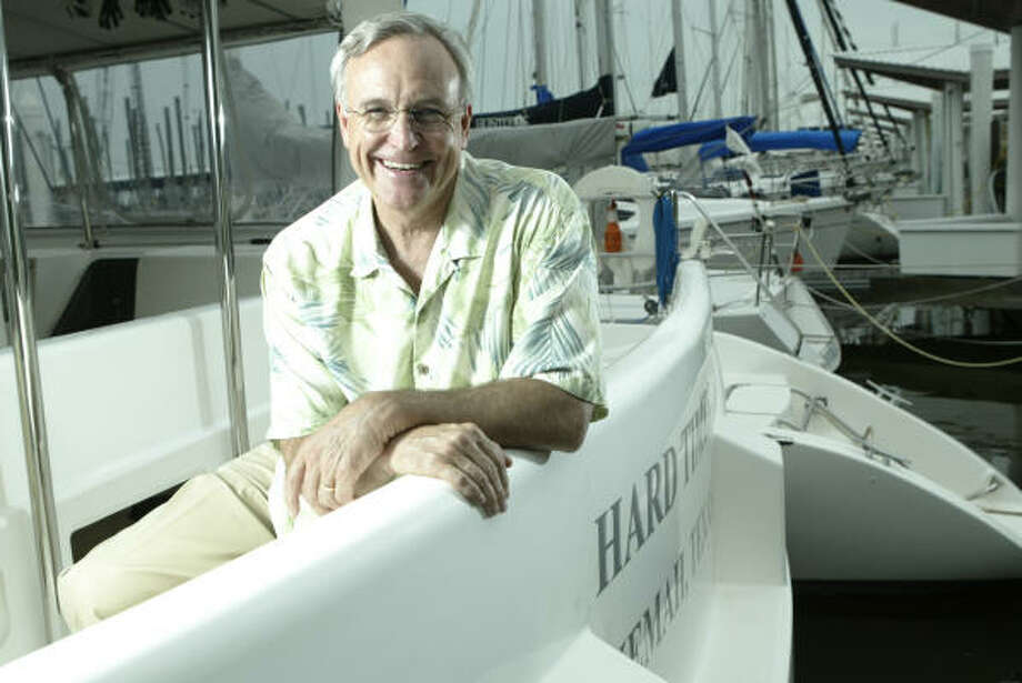 Former Kemah Mayor Bill King is considering making a bid to succeed Houston's Bill White in 2009. Photo: Nick De La Torre, CHRONICLE