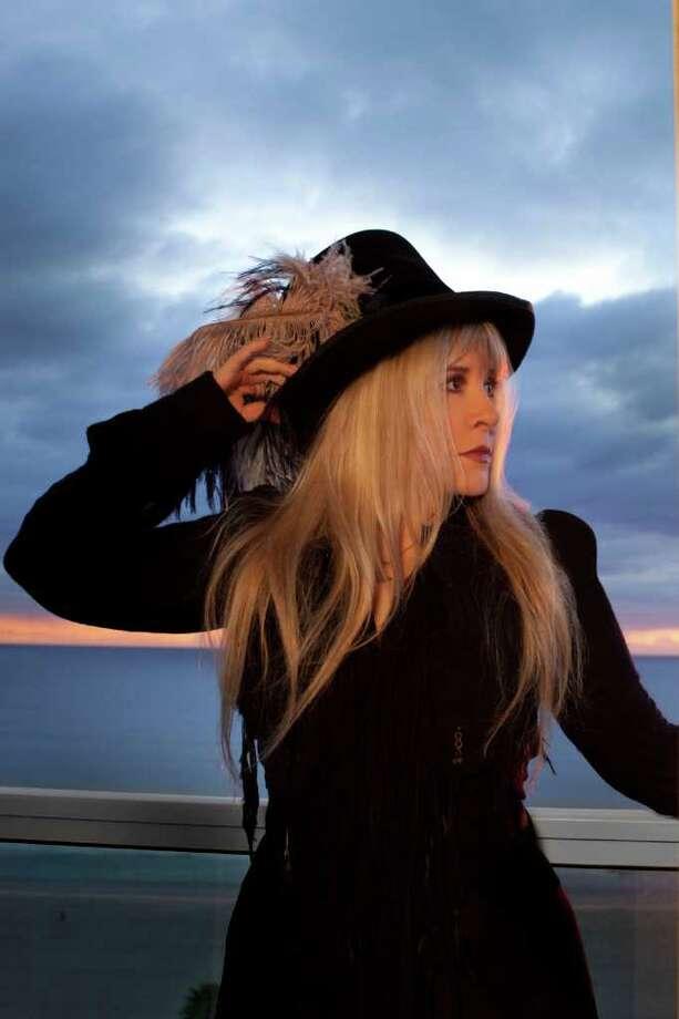 Singer Stevie Nicks Photo: Kristin Burns