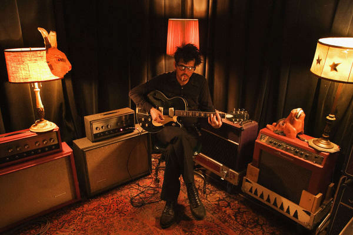 After a five-year hiatus, Mark Linkous, also known as Sparklehorse, returns with a new album, Dreamt for Light Years in the Belly of a Mountain.