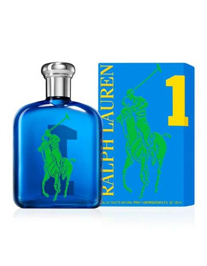 Ralph Lauren Big Pony Blue Cologne For Men $15- $69.50 available at Macy's. Photo: Macys.com Photo: Macy's Online