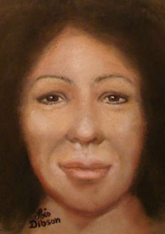 Houston police homicide investigators have released a composite sketch of an unidentified female found at 2000 Del Norte on June 30. Photo: HPD