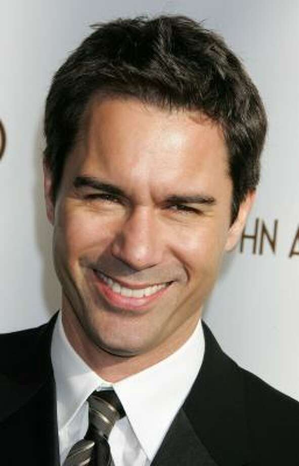 Eric McCormack Photo: David Livingston, Getty Images