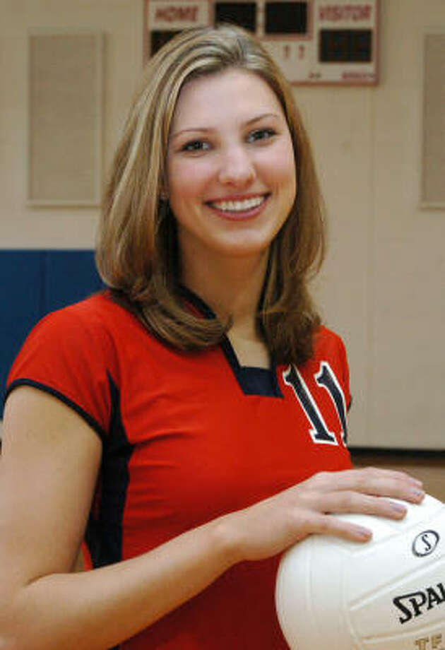 All-Greater Houston Volleyball Player of the Year:Brooke Smith, Senior, Dulles Photo: Kirk Sides, For The Chronicle