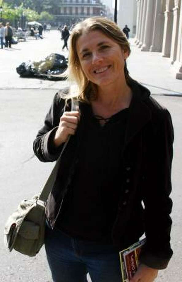 Your guide: Tracy Barnett, travel editor for the San Antonio Express-News.  Years lived in San Antonio: 3   Interests:  travel, exploring different cultures and natural ecosystems, biking, music jams Photo: Altug Icilensu