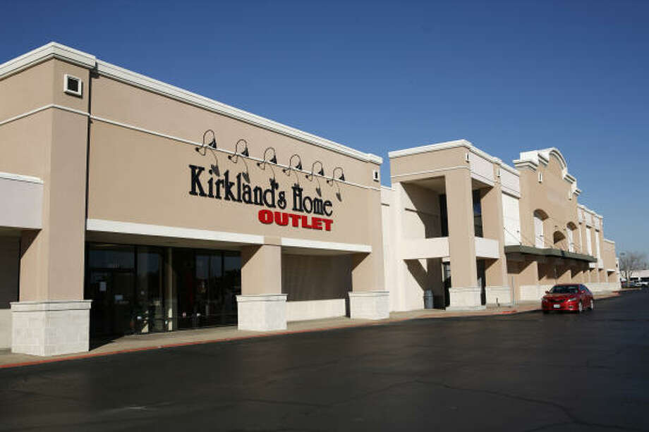 Kirkland's in Westheimer Commons is the home décor retailer's first outlet store in Houston. Photo: Kevin Fujii, Chronicle