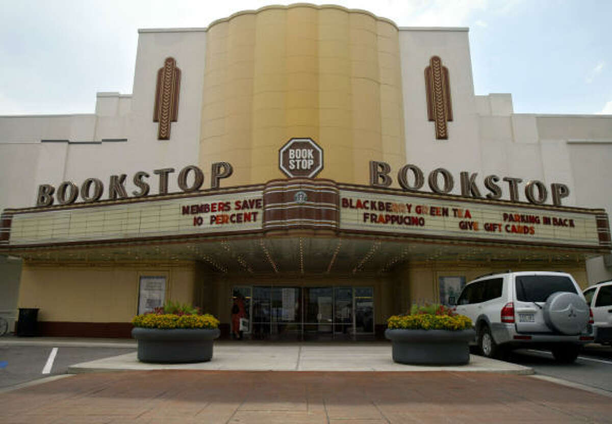 The former Alabama Theatre, which now houses Bookstop, was recently named an endangered building by the Greater Houston Preservation Alliance.