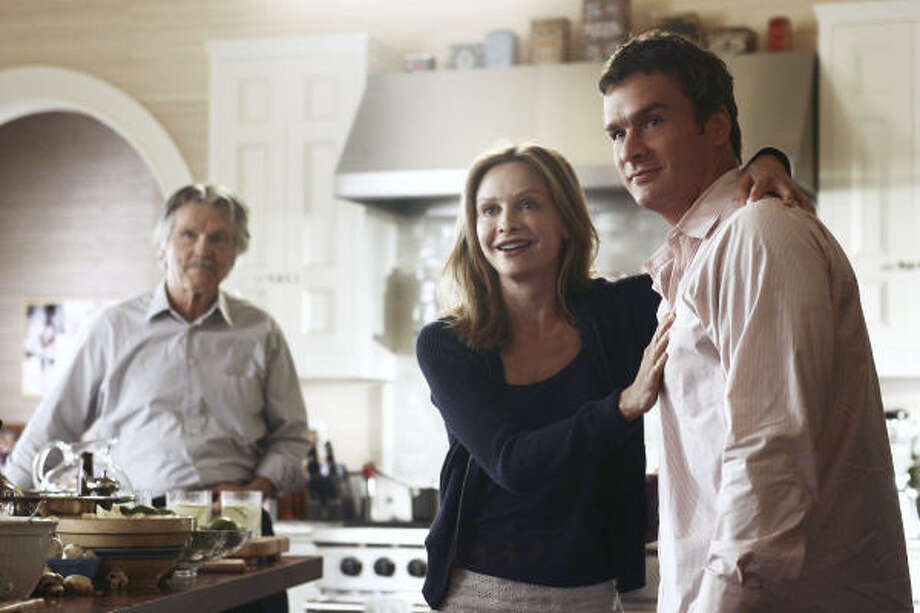 Despite fine performances by actors such as Calista Flockhart, Tom Skerritt, left, and Balthazar Getty, this prime-time offering needs to ramp up the drama. Photo: SCOTT GARFIELD, ABC