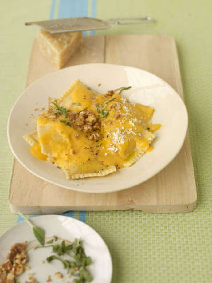 Butternut Squash Pasta Sauce can be stored up to three months in the freezer. Photo: David Loftus, Everyday Food