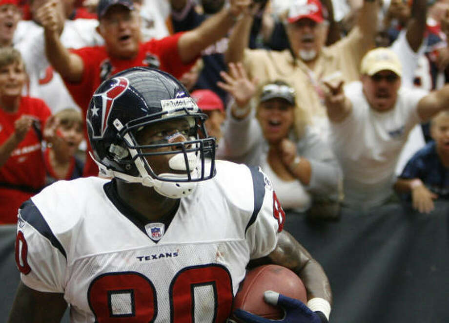 Texans fans hope that two consecutive wins are just around the corner. Photo: Kevin Fujii, Houston Chronicle