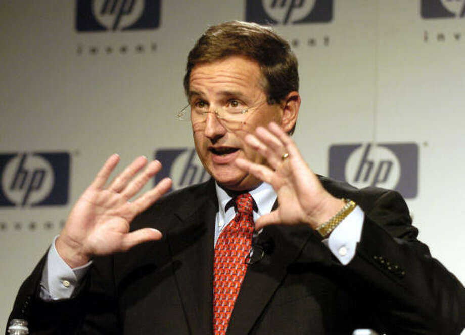 "Mark Hurd, Hewlett-Packard's chief executive, said his ""transforming"" company needs to make more cutbacks. Photo: BENJAMIN SKLAR, AP"