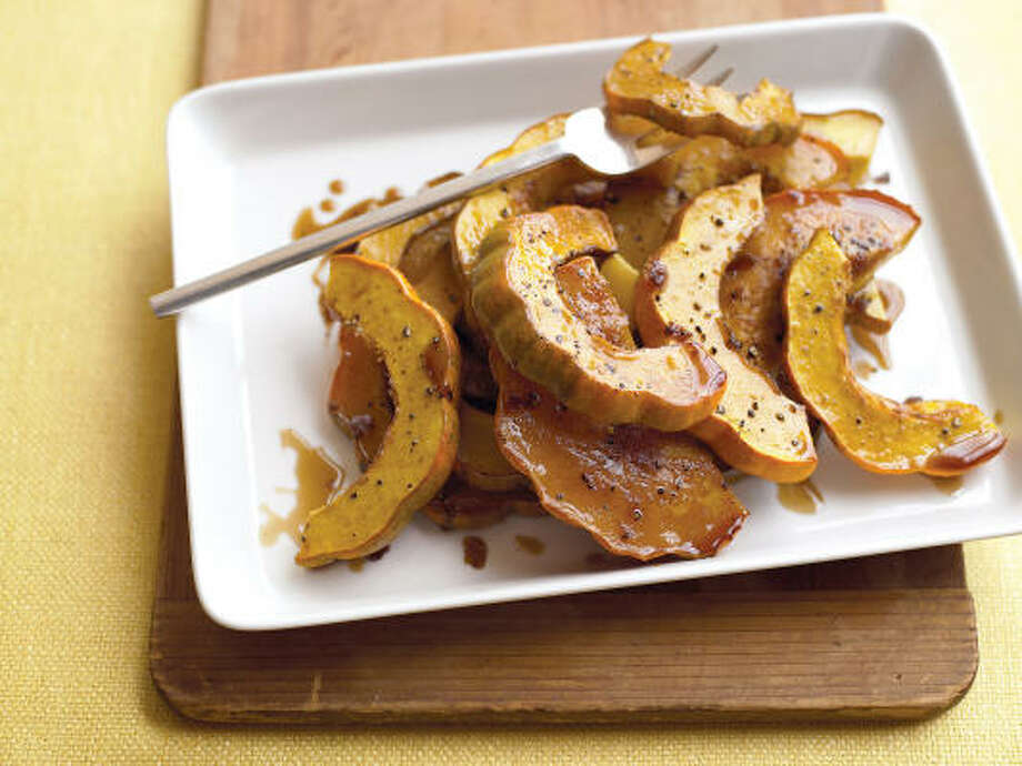 Glazed Squash Photo: Con Poulos, Everyday Food