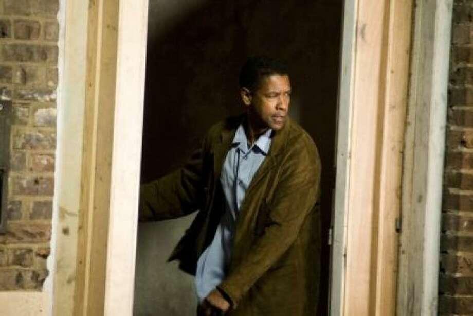 Denzel Washington stars in Deja Vu. Photo: Touchstone Pictures