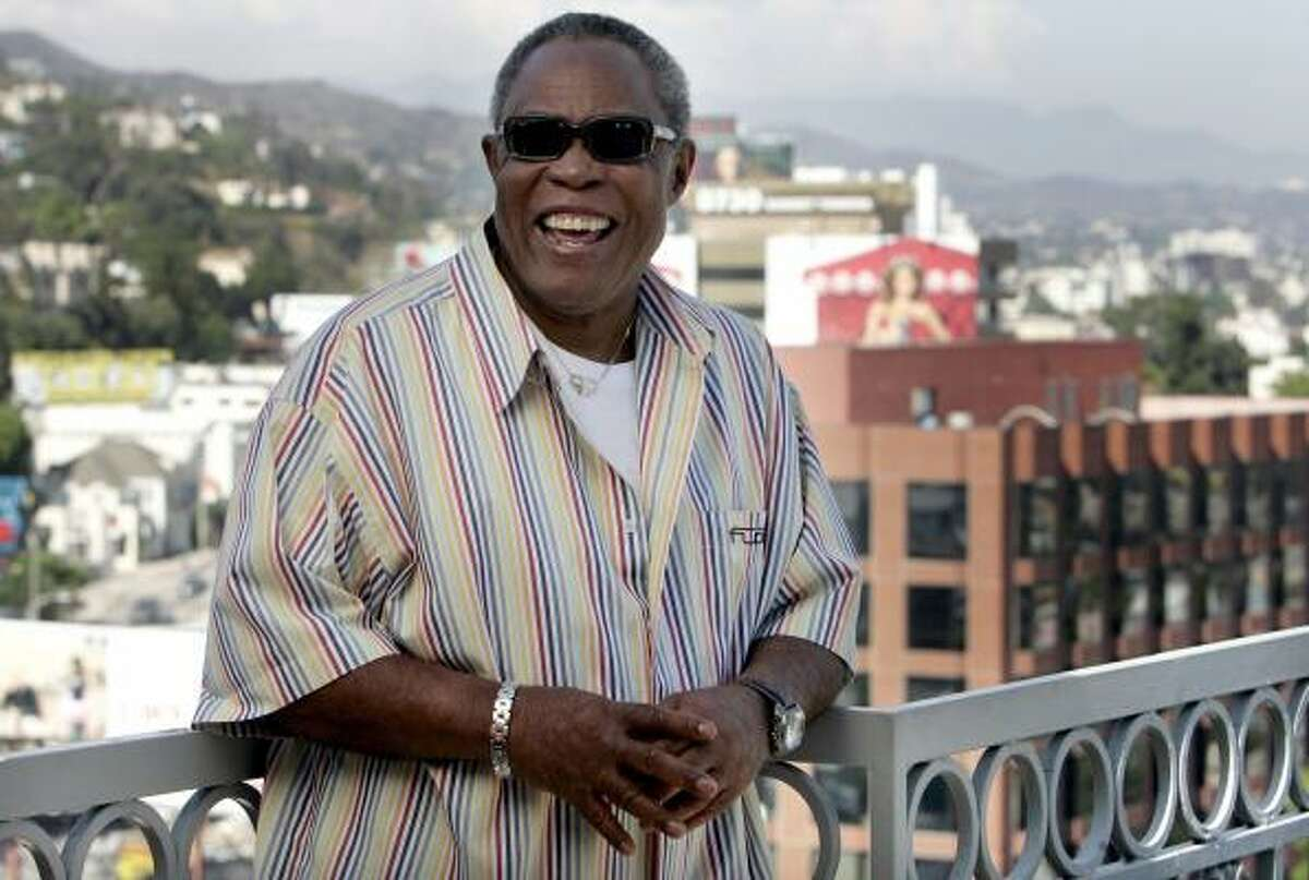 """Classic With David Porter, he wrote the classic """"Soul Man,"""" recorded by Sam and Dave. (Pictured: Sam Moore.)"""