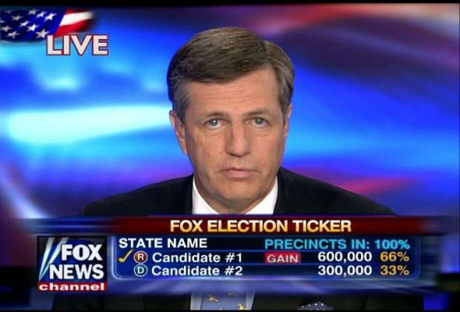 For Fox News' Brit Hume, the retirement clock's ticking